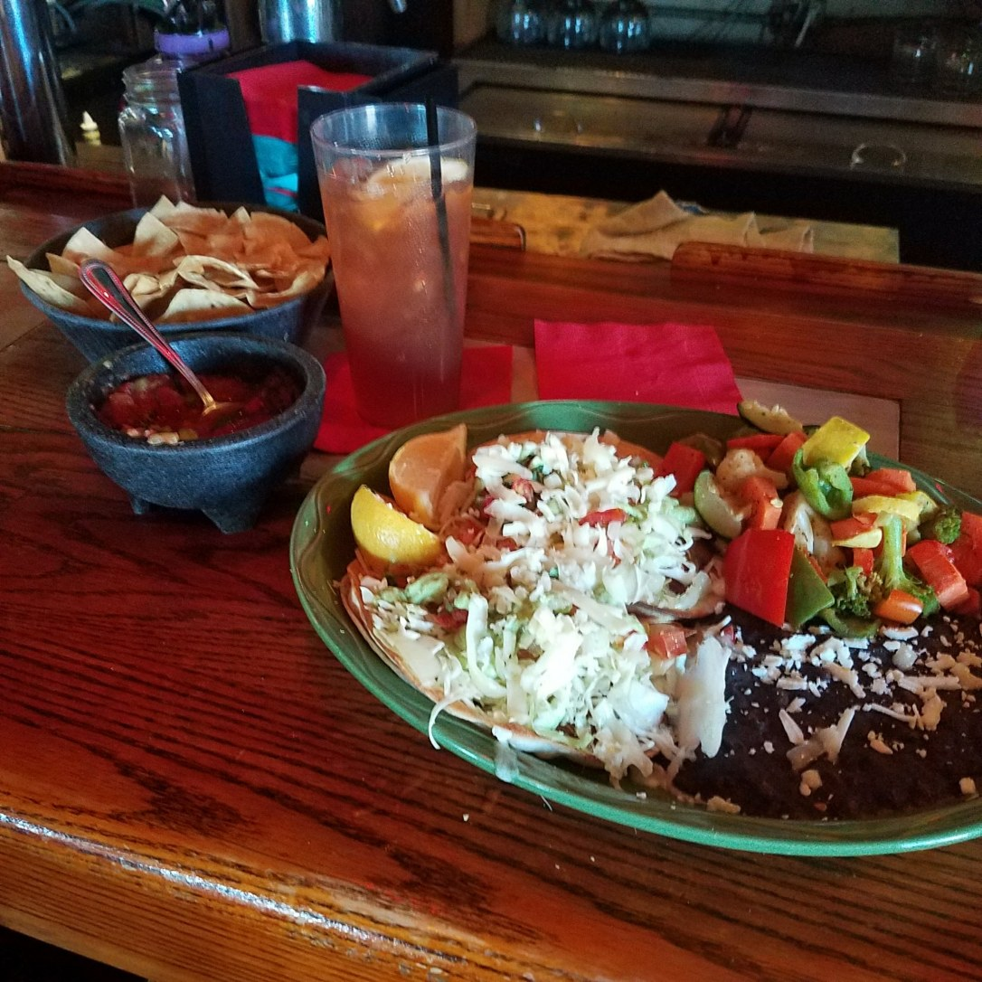 Lunch Special at Aunt Chilada's -Tempe, AZ