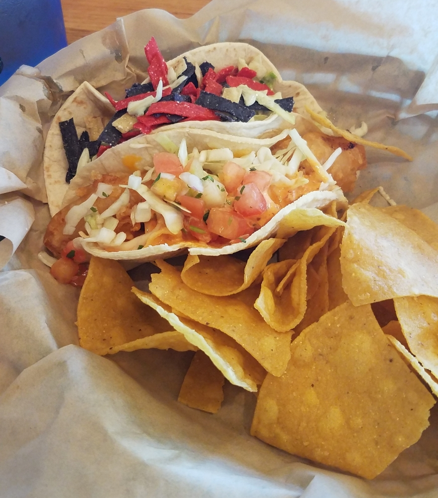 Fins Cabo Taco & East West Taco