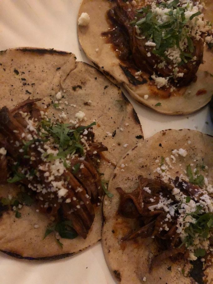 Barbacoa Tacos @ Gringo's Tacos - Jersey City, NJ