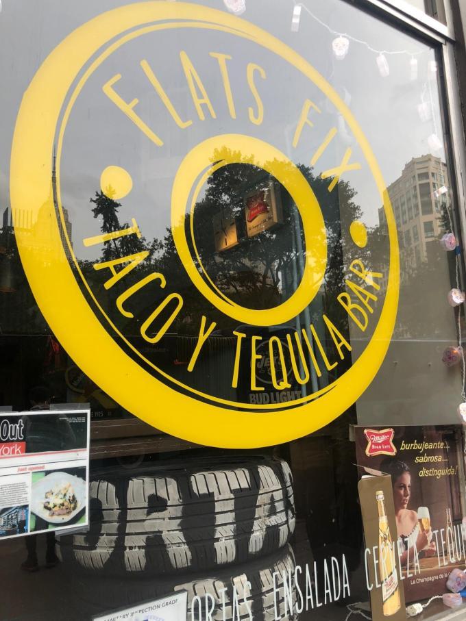 Flats Fix Store Front - New York, NY