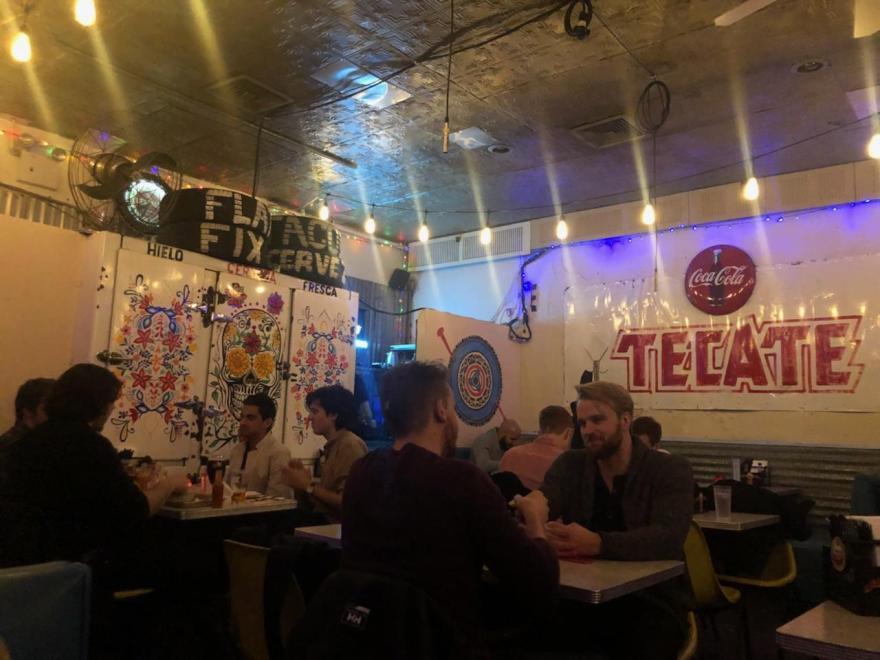 Flats Fix Dining Area - New York, NY