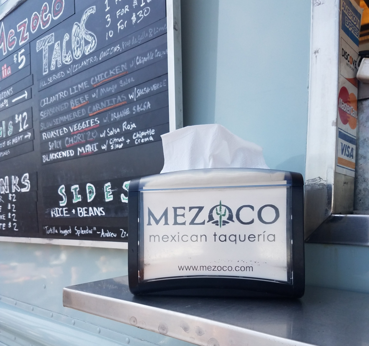 Mezoco Food Truck - Montclair, NJ
