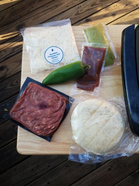 Trader Joe's Taco Kit