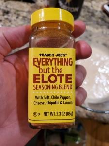 Trader Joe's Elote Seasoning